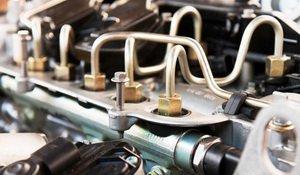 Ремонт дизельной топливной системы
